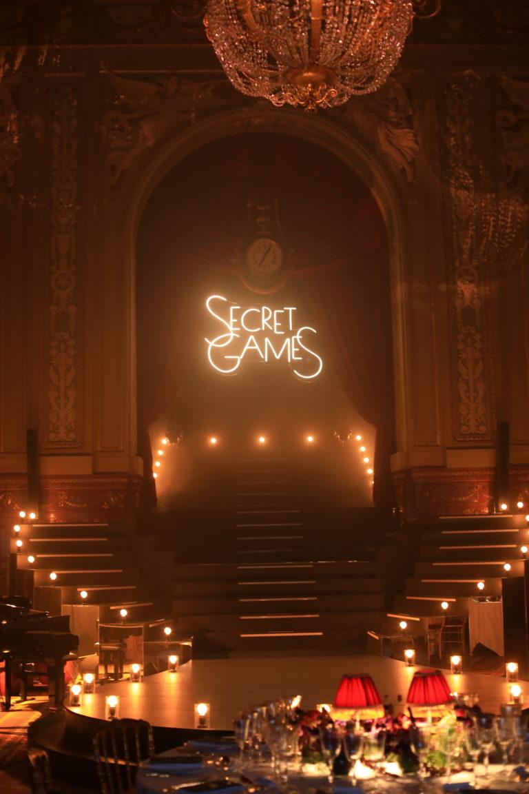 SBM – Secret Games